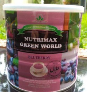 Nutrimax Green World